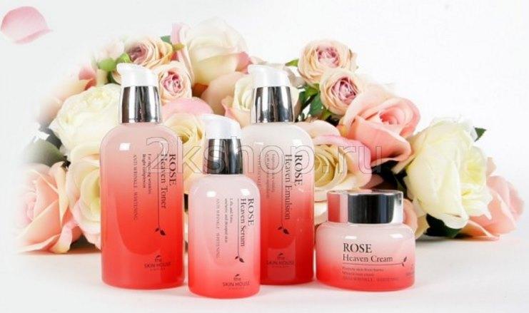 Корейская косметика rose