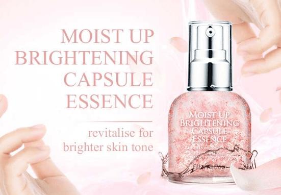 ElishaCoy Moist Up Brightening Capsule Essence/Moist Up Увлажняющая капсульная эссенция с эффектом сияния