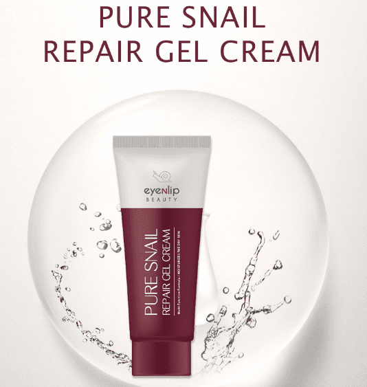 EYENLIP Pure Snail Repair Gel Cream Крем-гель для лица улиточный