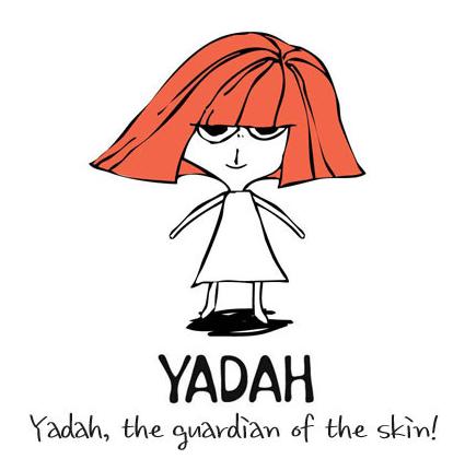 Yadah корейская косметик